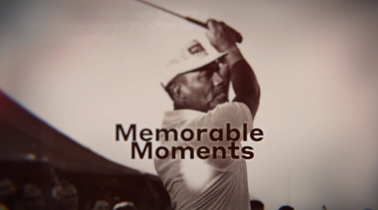 Memorable Moments: Charlie Sifford wins the 1967 Greater Hartford Open