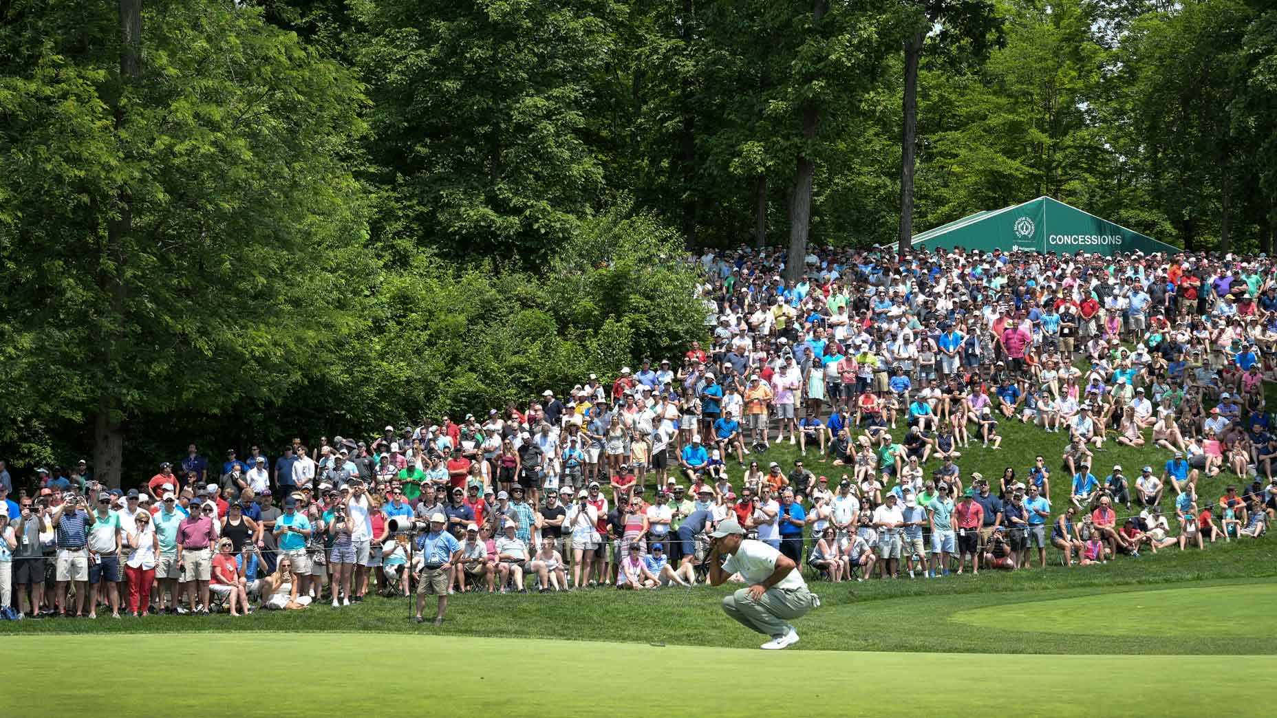 Memorial Tournament will officially be first PGA Tour event with fans
