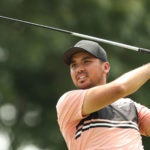 Jason Day plays alone after testing negative for Covid-19 at the Travelers Championship