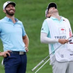Dustin Johnson and Austin Johnson