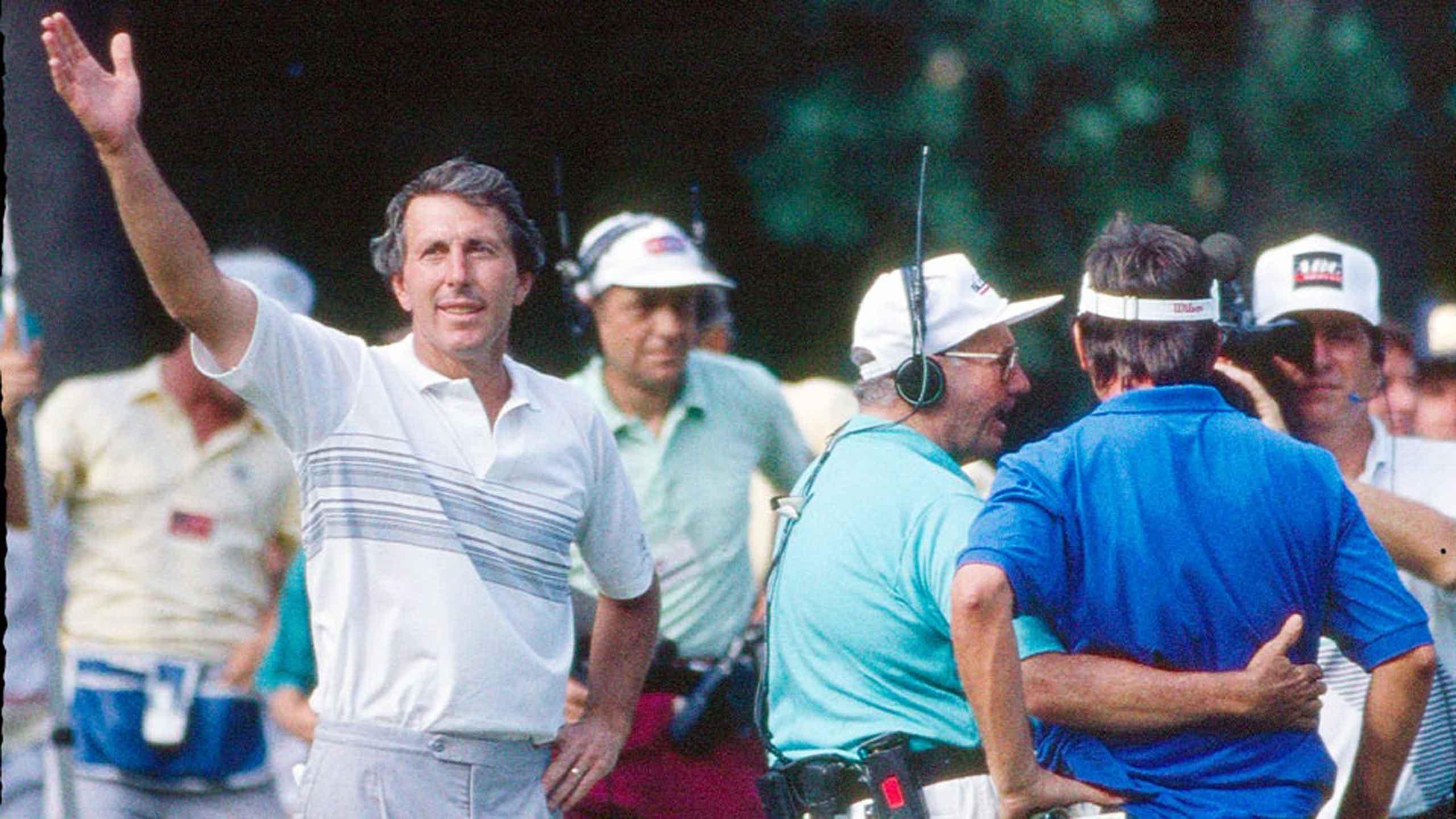 Hale Irwin 1990 U.S. Open