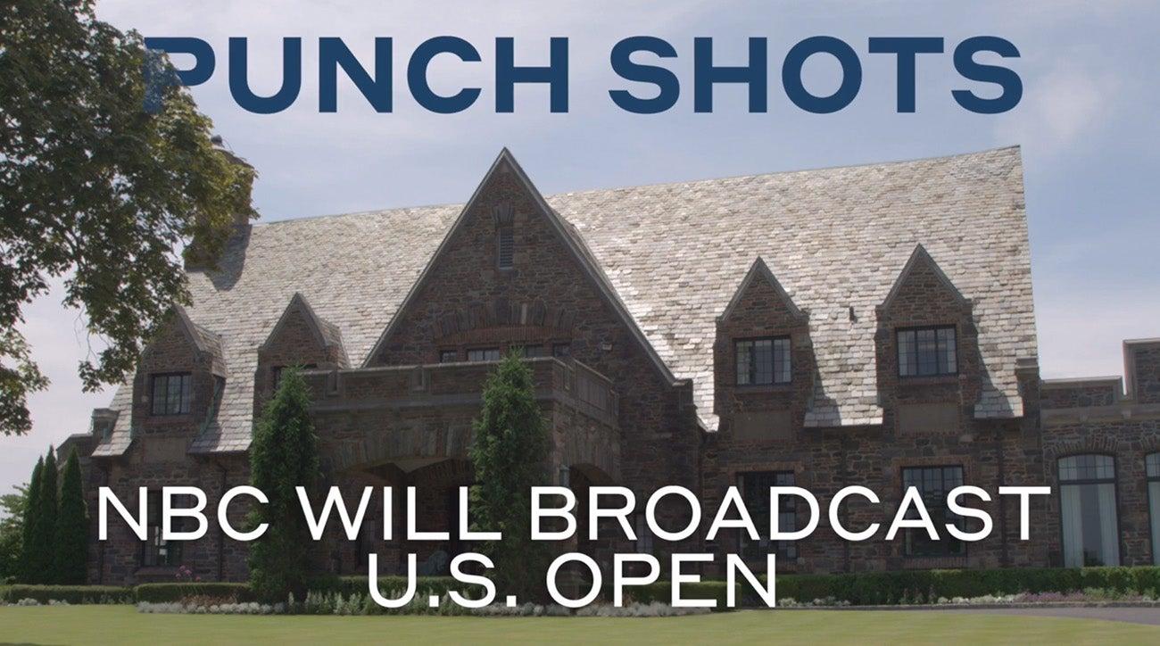 NBC to broadcast U.S. Open