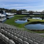 Players Championship 2020 empty grandstands