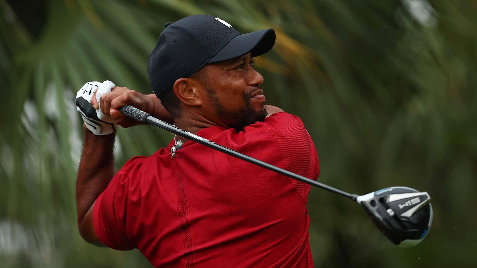 Where Will Tiger Play Next Justin Leonard Has An Idea