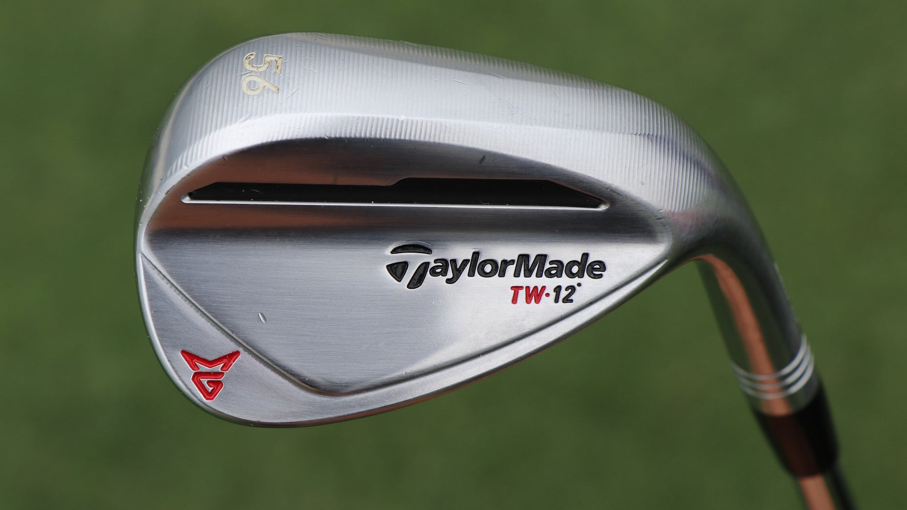 Tiger Woods says he grinds his own wedges in home workshop