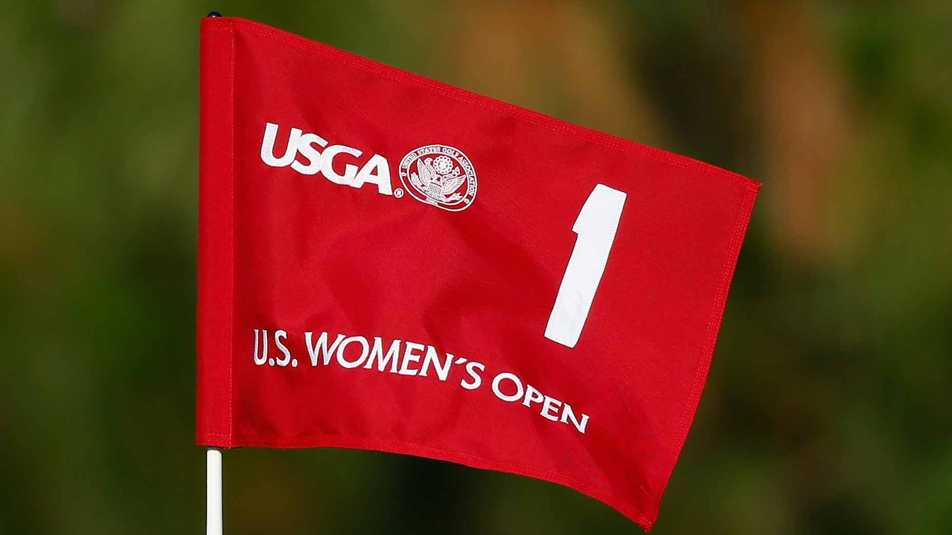 US Women's Open flag
