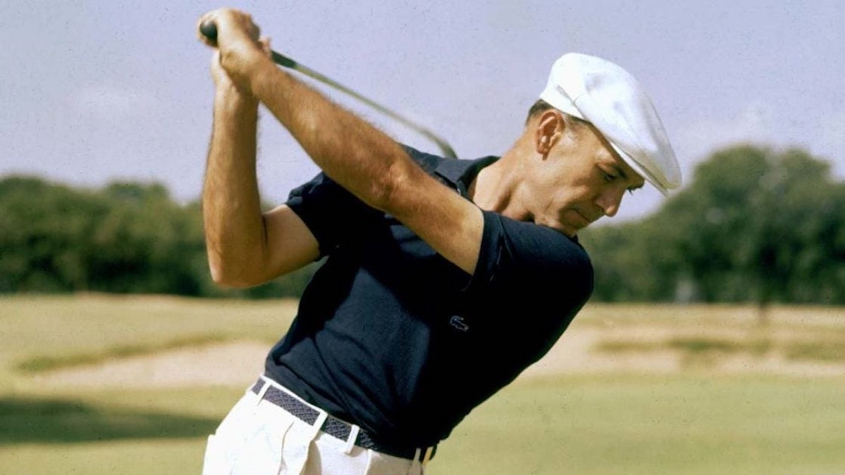 The timeless lessons we can learn from Ben Hogan's legendary quotes