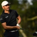 camilo villegas finishes his swing