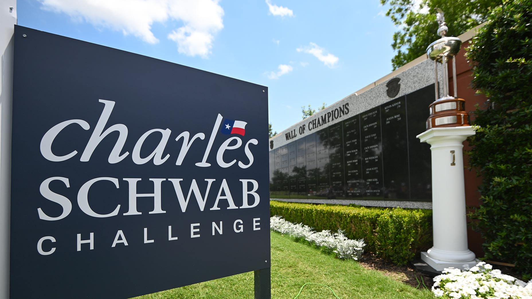 Charles Schwab Challenge daily testing process for PGA Tour players