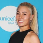 Pro golfer Danielle Kang