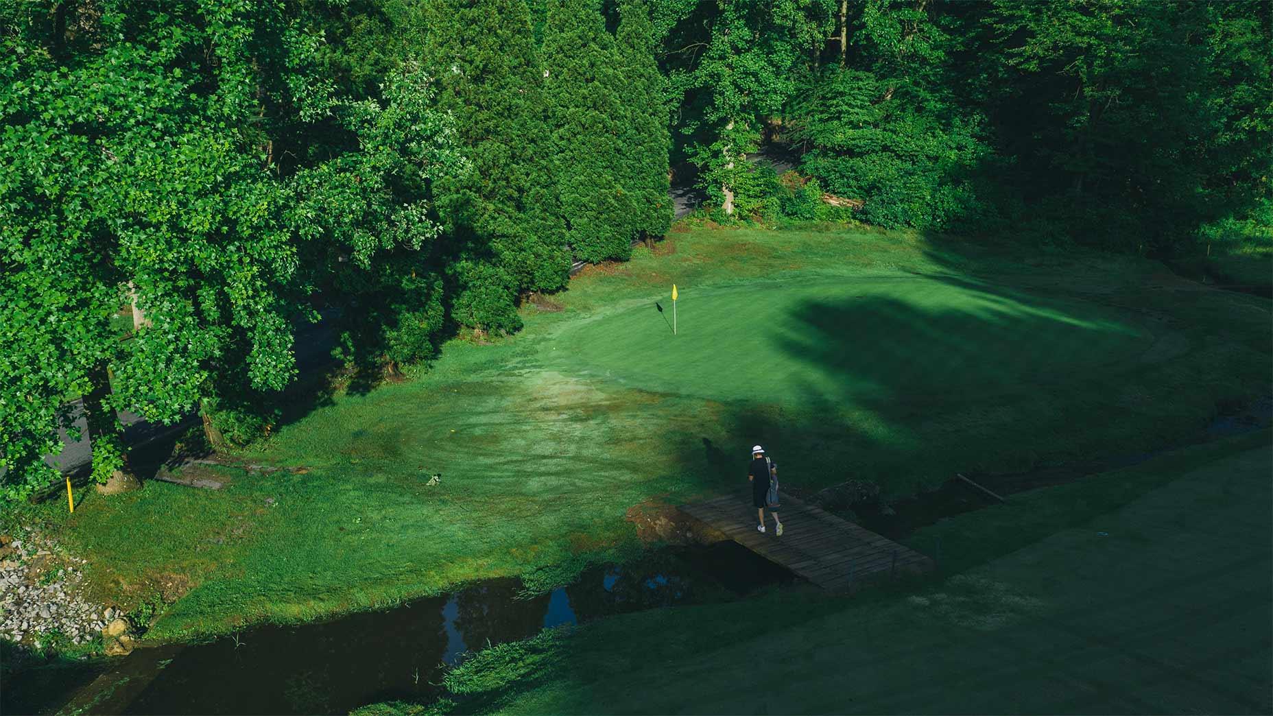 Galen Hall Golf Club in Pa.