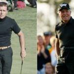 Pro golfer Gary Player