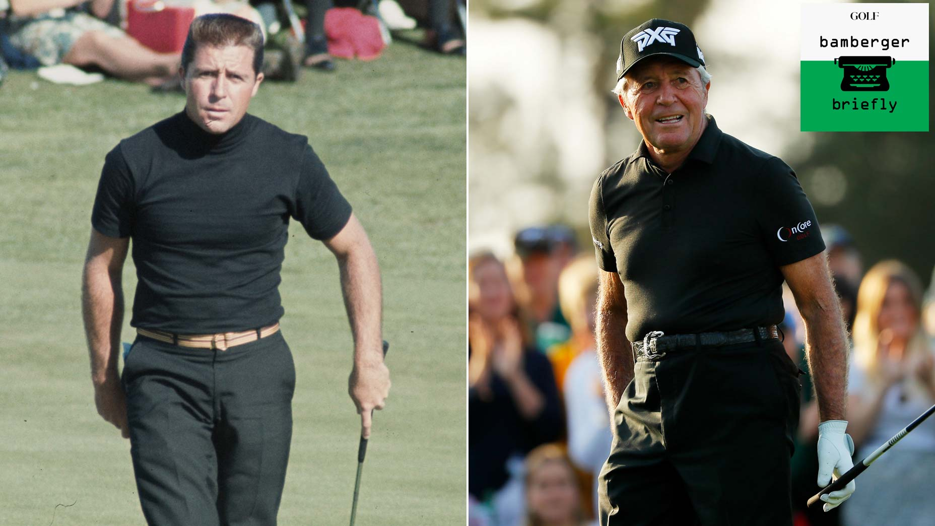 The evolution of Gary Player, and what we can learn from it