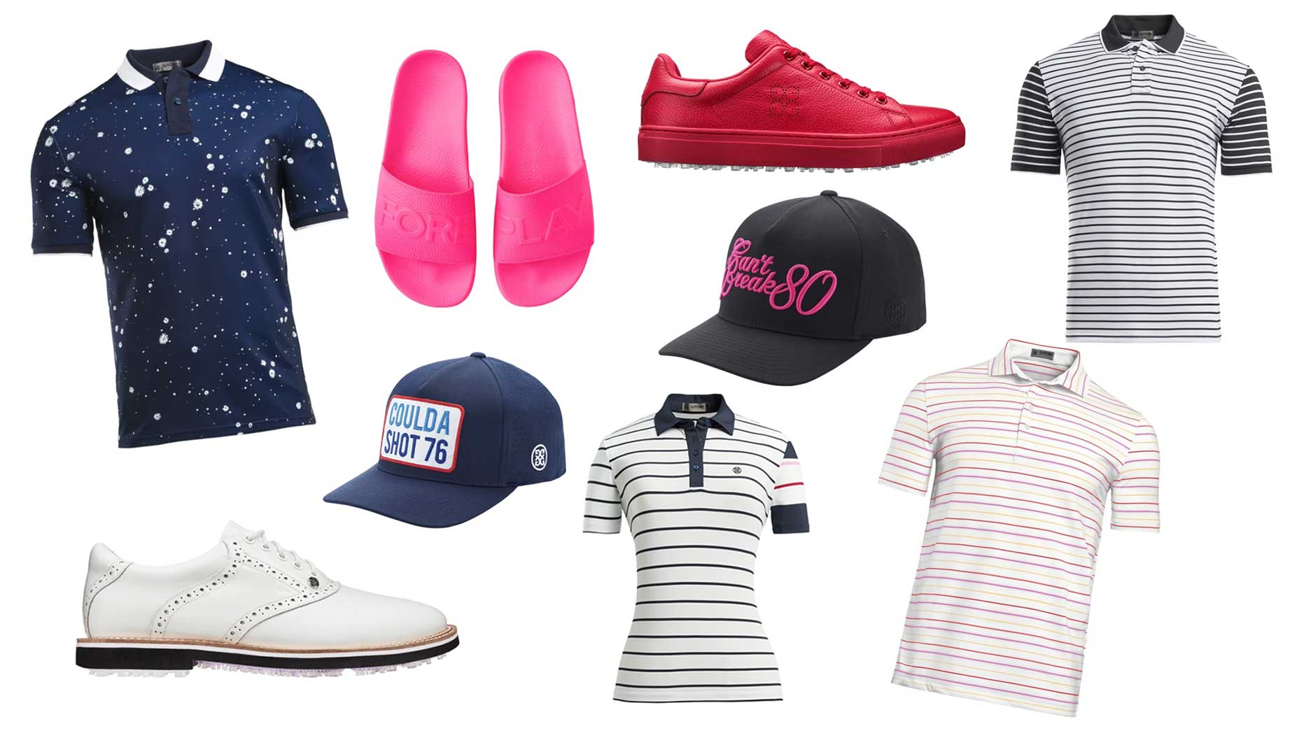 clothes, shoes and accessories from G/Fore