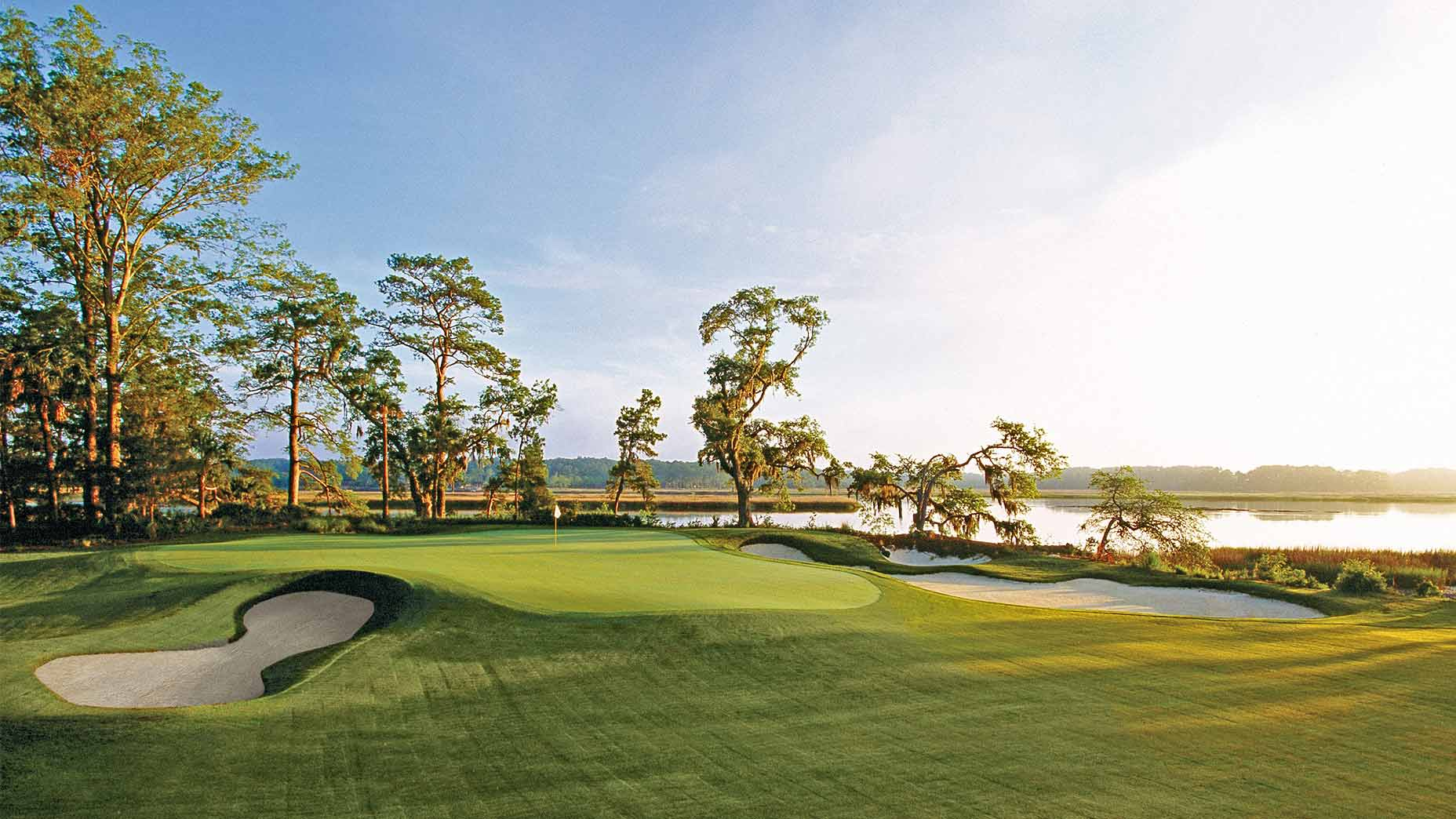 May River Golf Course in Bluffton, S.C.