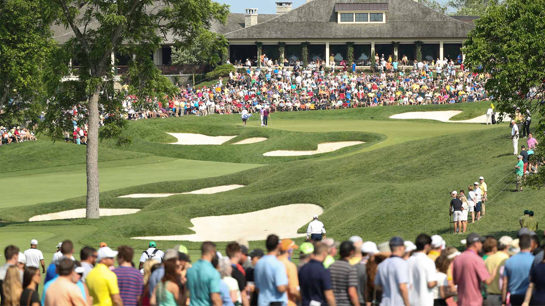 Fans will be permitted at the Memorial Tournament, just not many of them