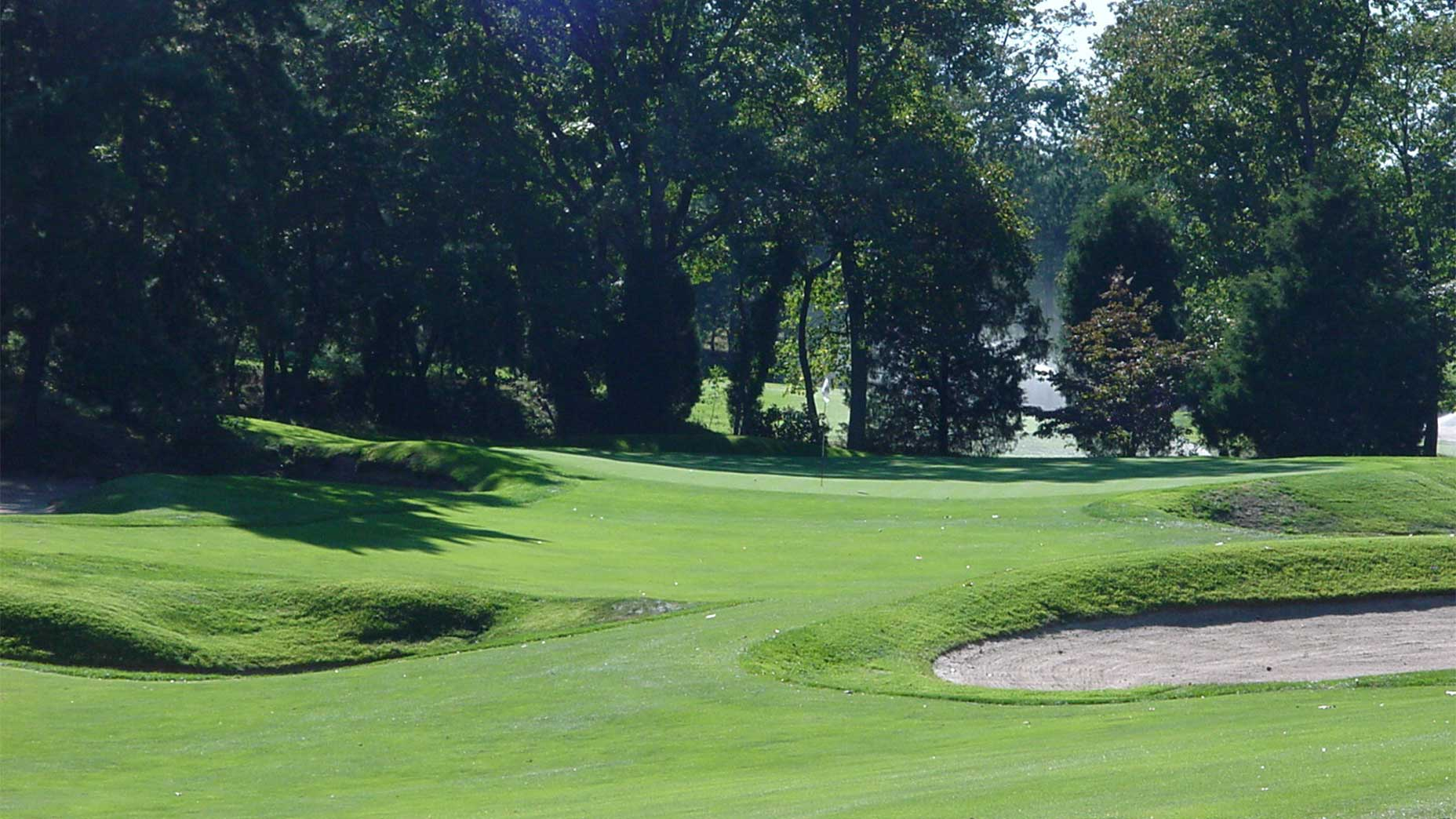 Inside Pine Valley's par-4 11th hole: The best hole I ever ...