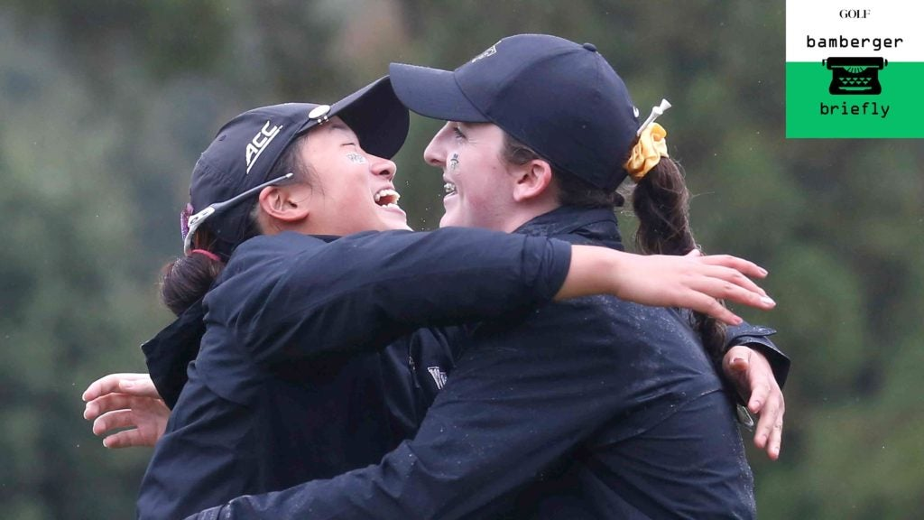 Nothing could stop Wake Forest women's golf. Then along came the virus