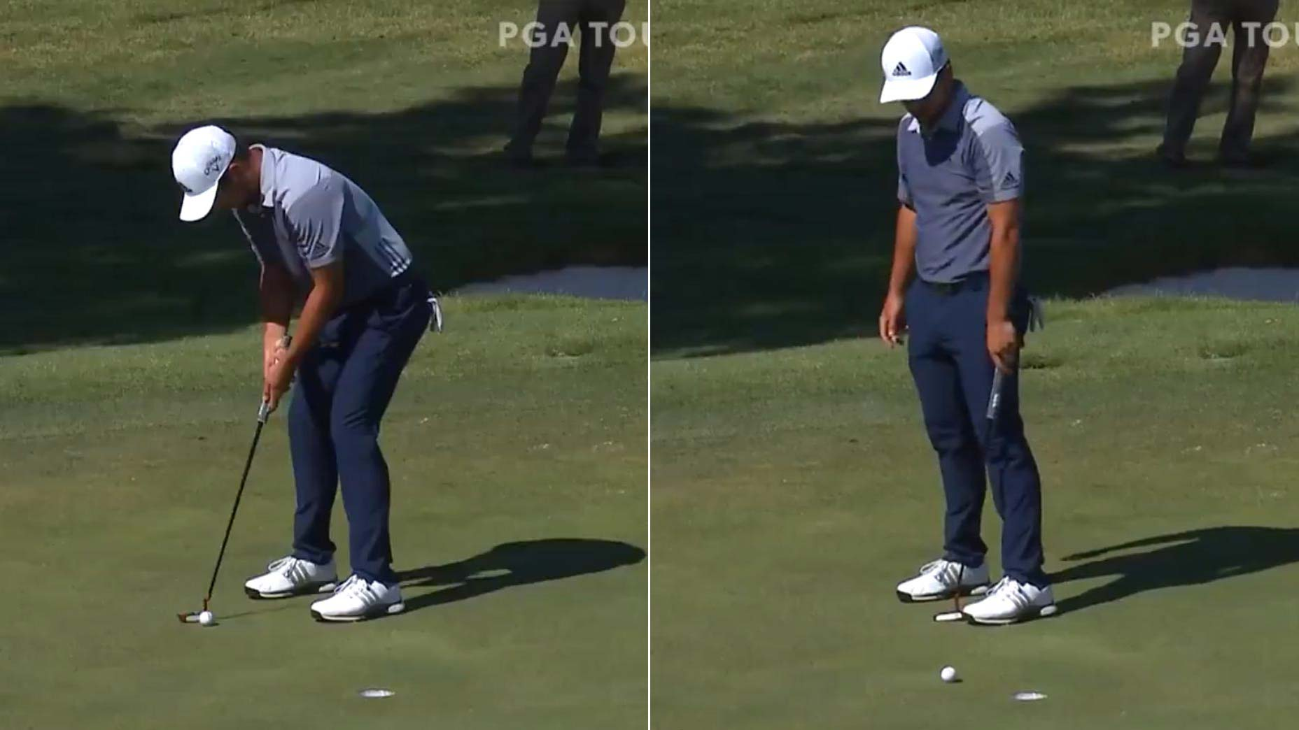 Photo of Xander Schauffele's chances end with one of worst lip outs you'll ever see | Golf
