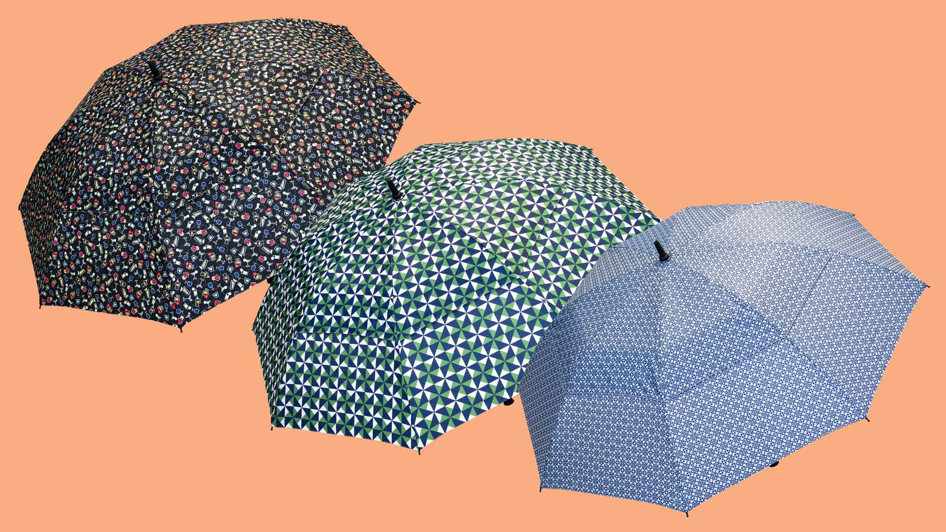 Burton umbrellas