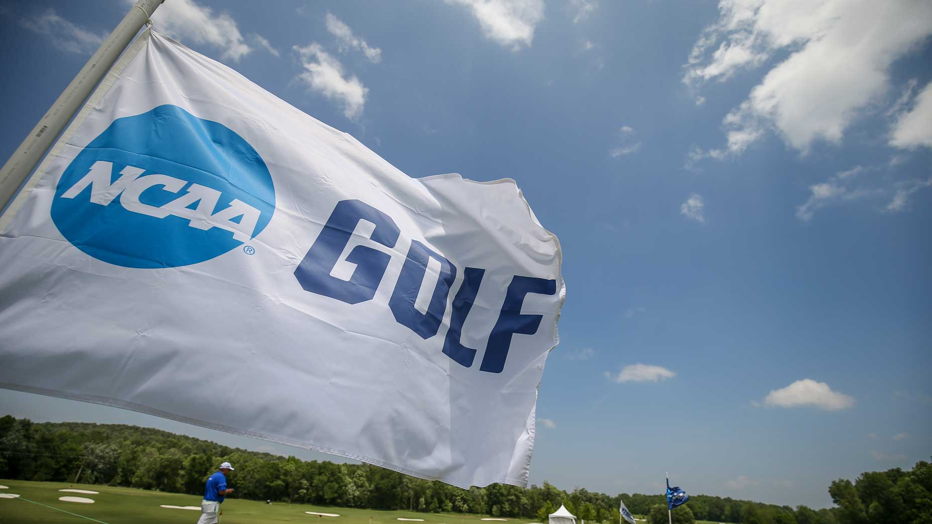 ncaa golf flag