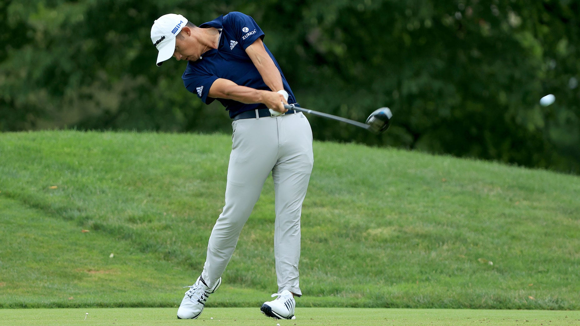 Collin Morikawa wins a dramatic playoff to win the Workday Charity Open