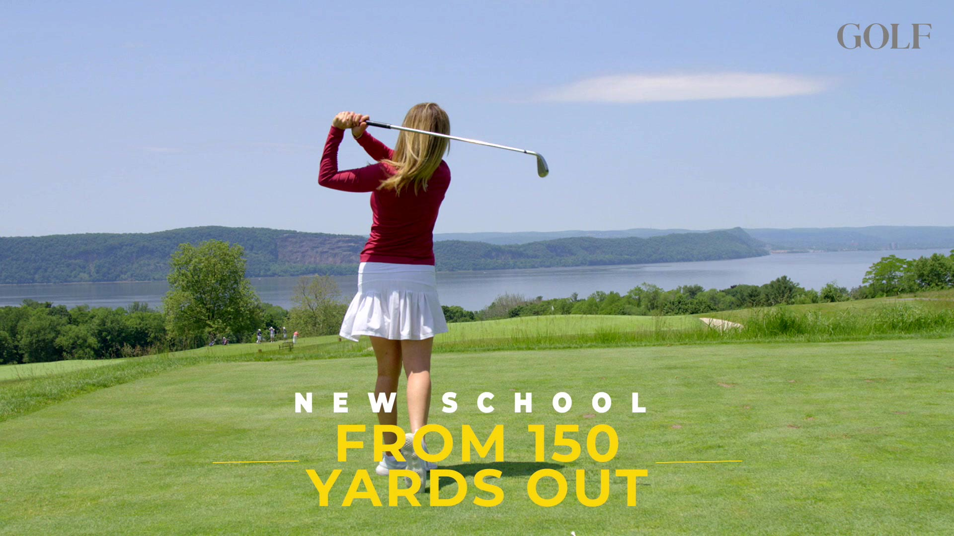 New School: From 150 Yards Out