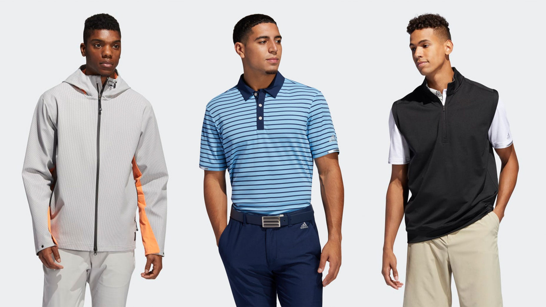 off these great Adidas golf styles