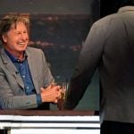 brandel chamblee laughing