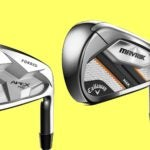 Callaway Apex Pro and Mavrik Max irons