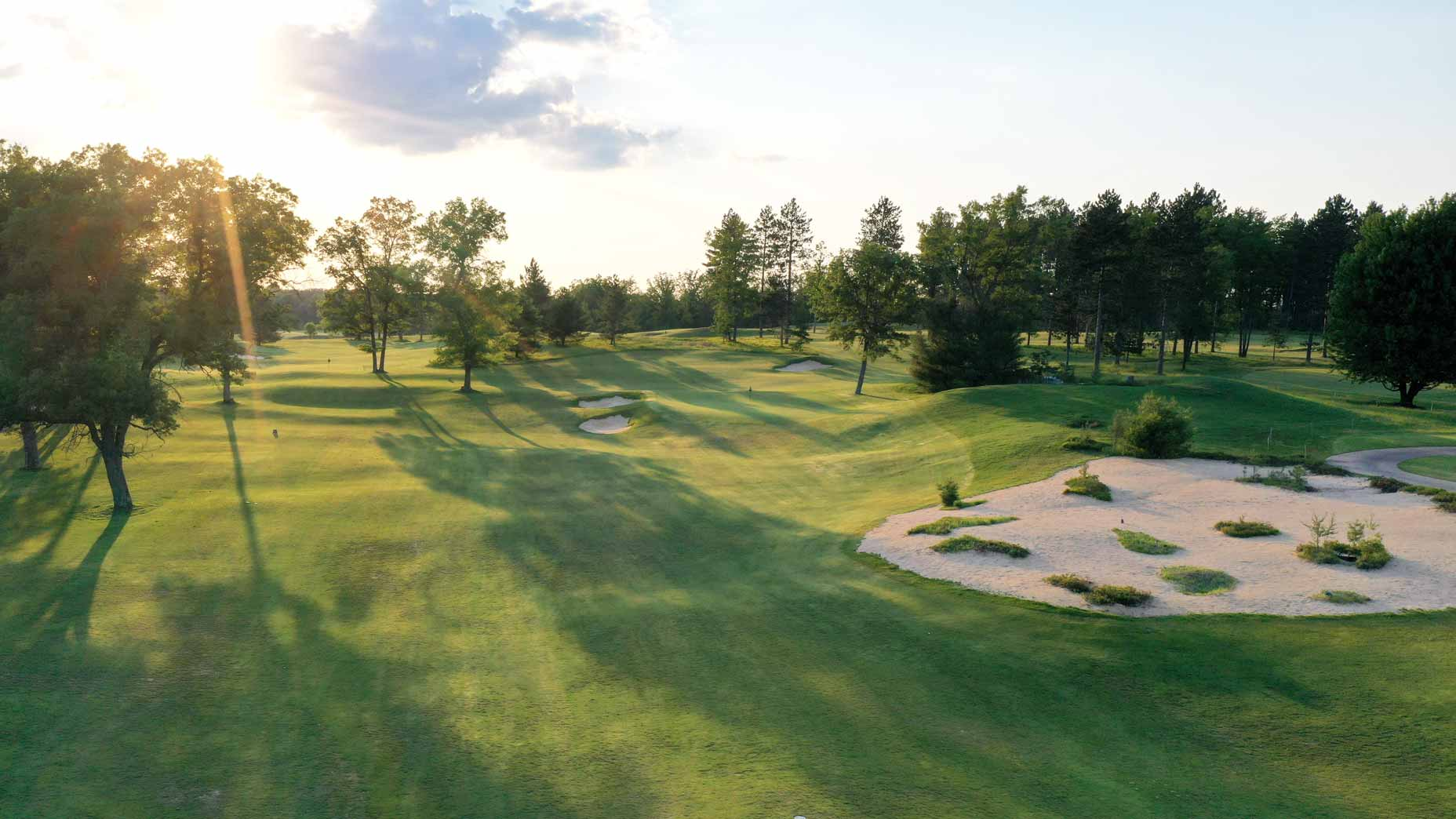 Forest Dunes Short Course