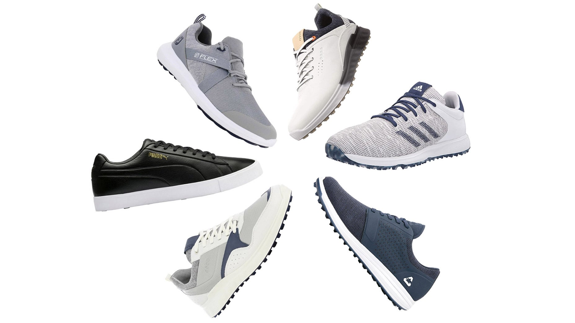 Best spikeless golf shoes.