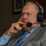 jack nicklaus talks on TV