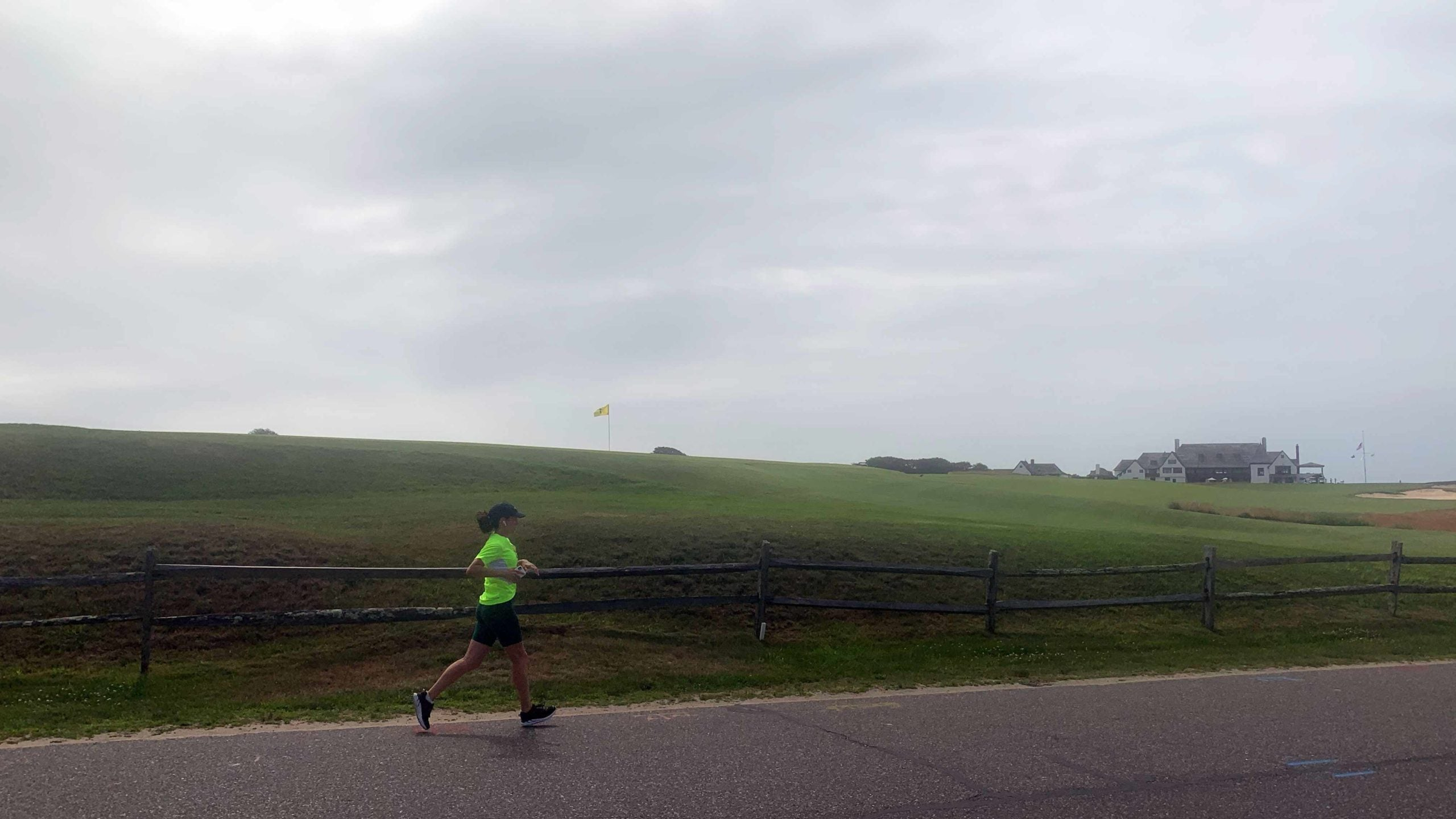 running past maidstone