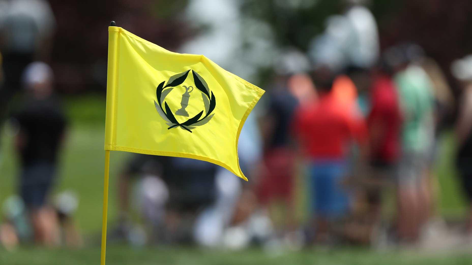 Memorial Tournament flag