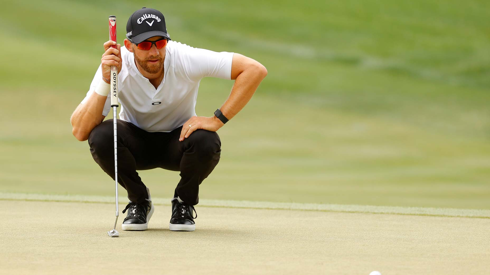 patrick rodgers reads putt