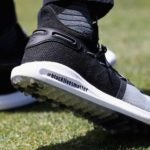Steph Curry's Black Lives Matter golf shoes