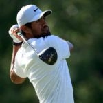 Pro golfer Tony Finau