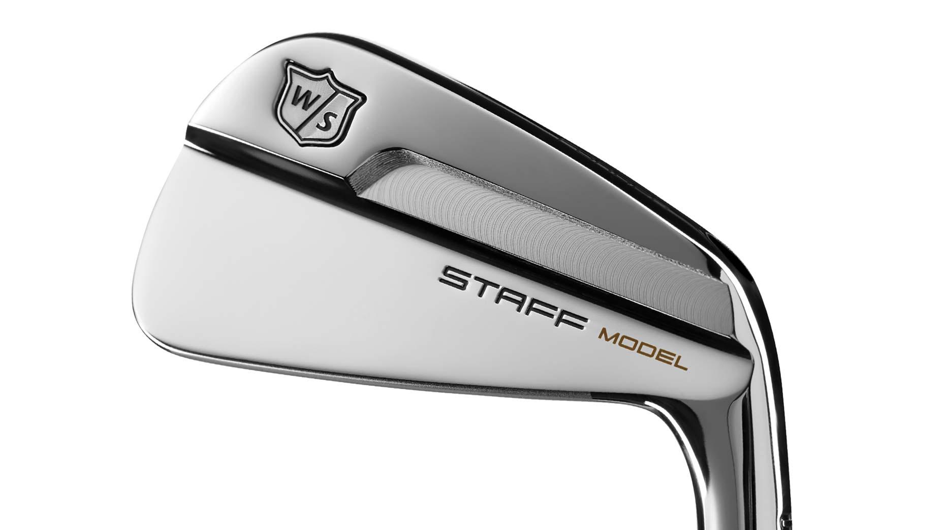 Wilson's Staff Model Blade iron