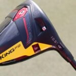 Rickie Fowler's driver