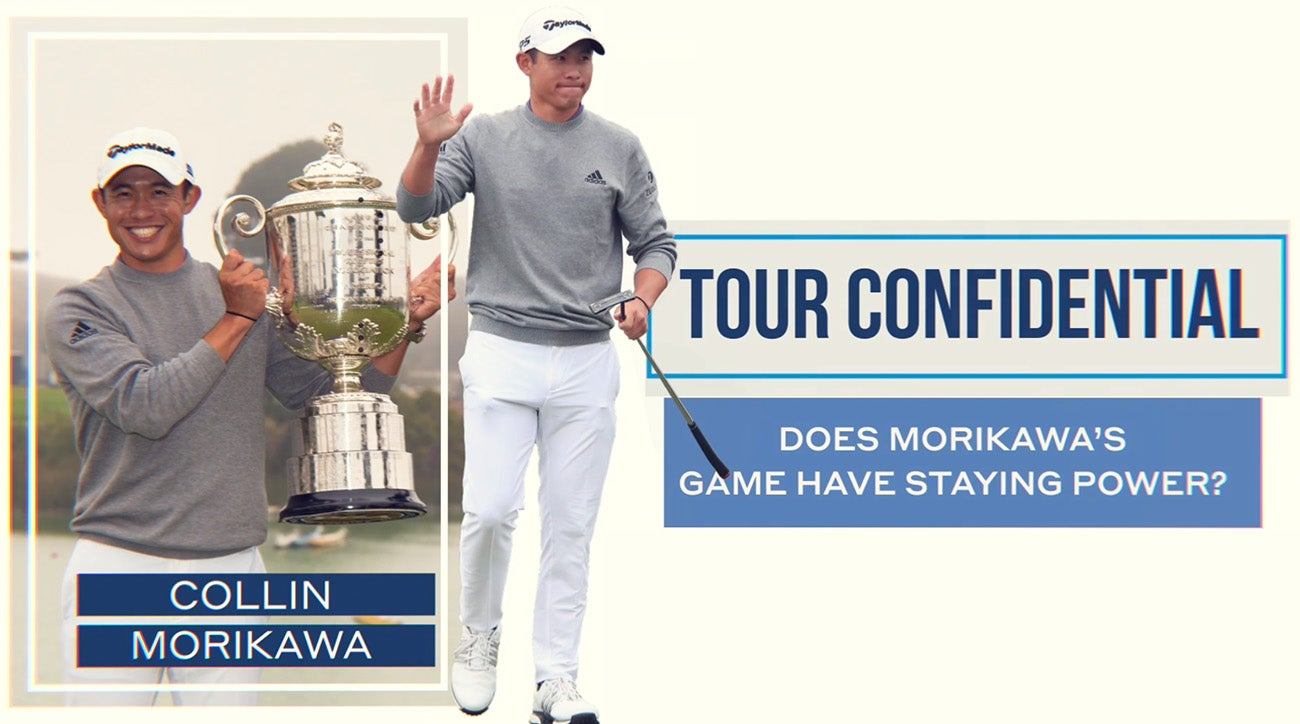 Tour Confidential: What kind of staying power does Morikawa have?