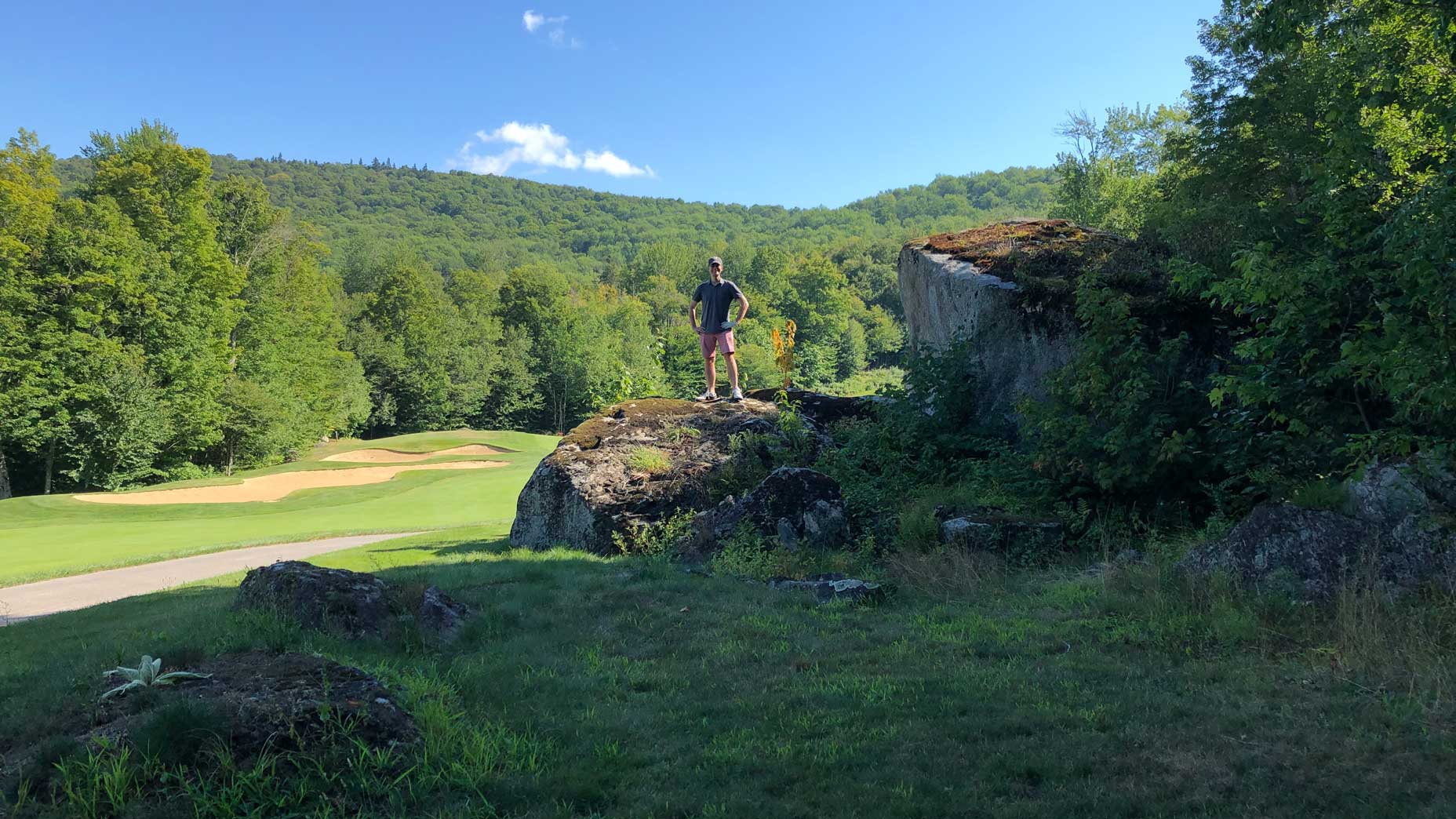 Green Mountain National Golf Course.