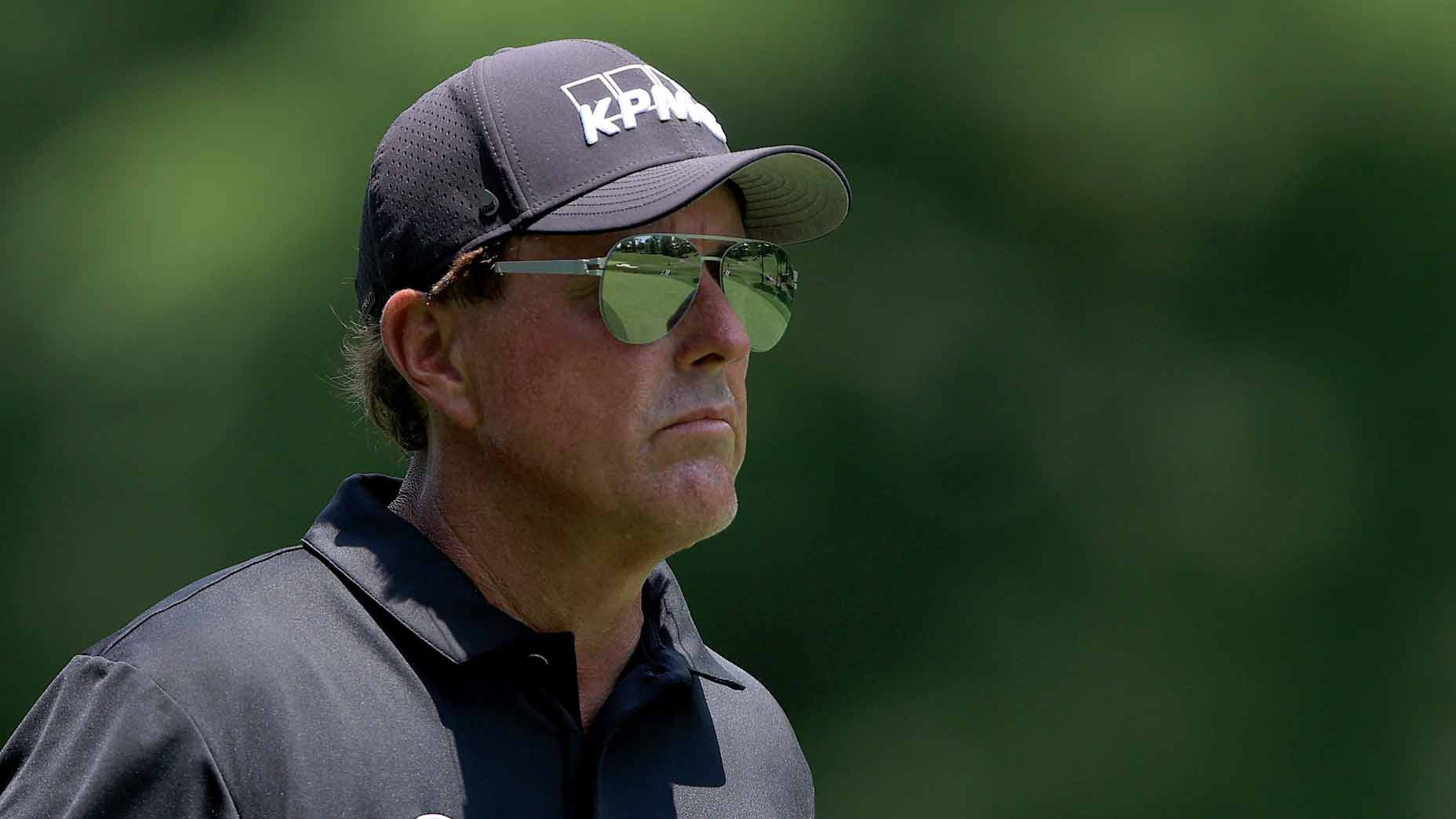 Phil Mickelson sunglasses