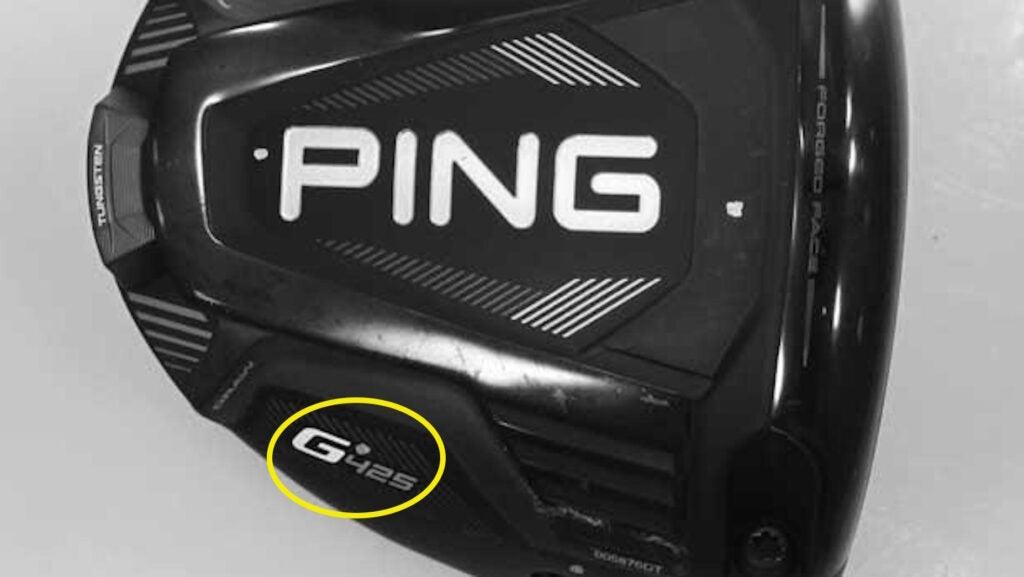 Ping G425 driver