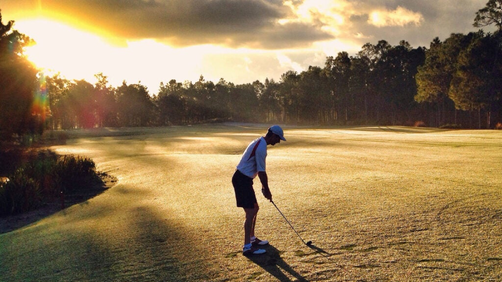 Golfers are shifting their playing habits in 1 surprising way