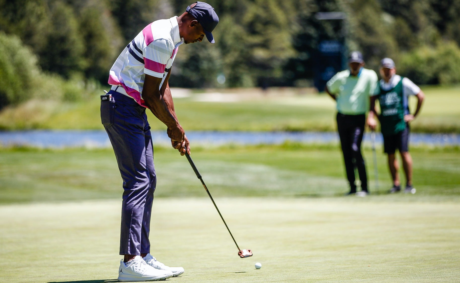 ray allen golf