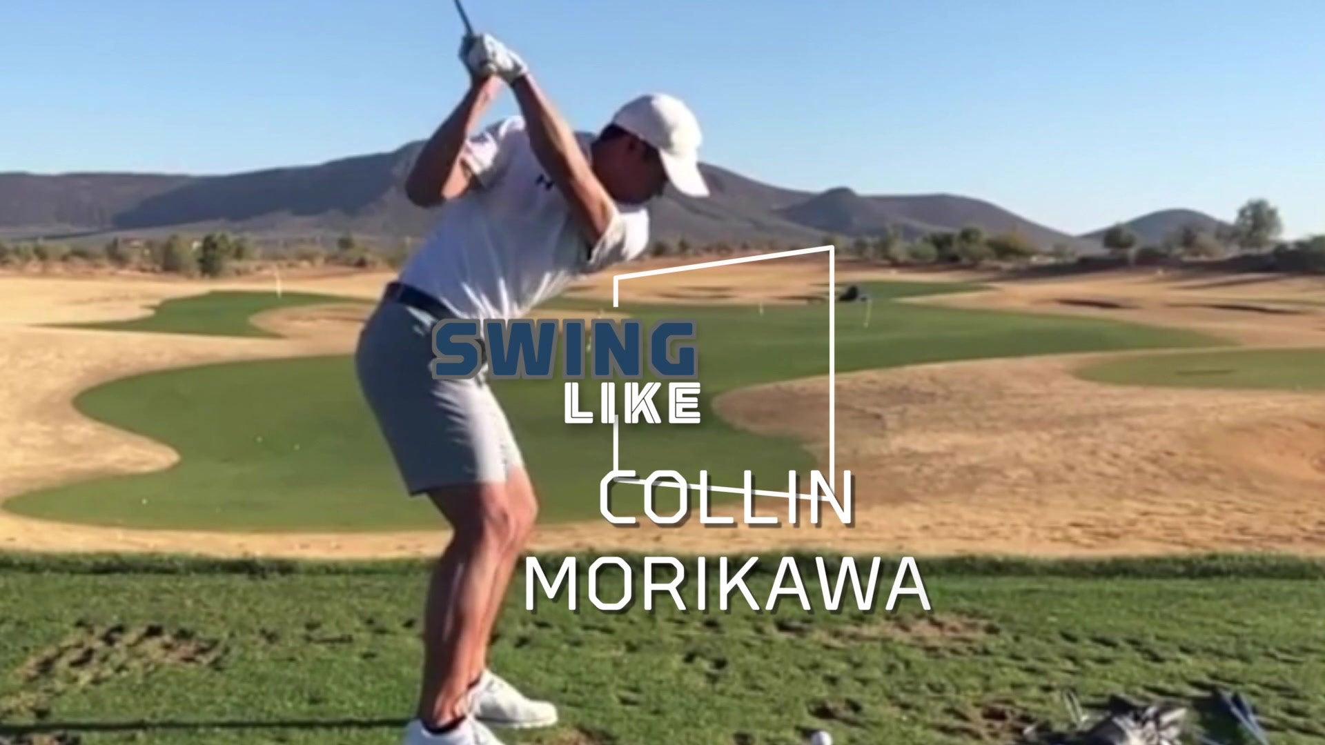 Swing Like Collin Morikawa - Golf