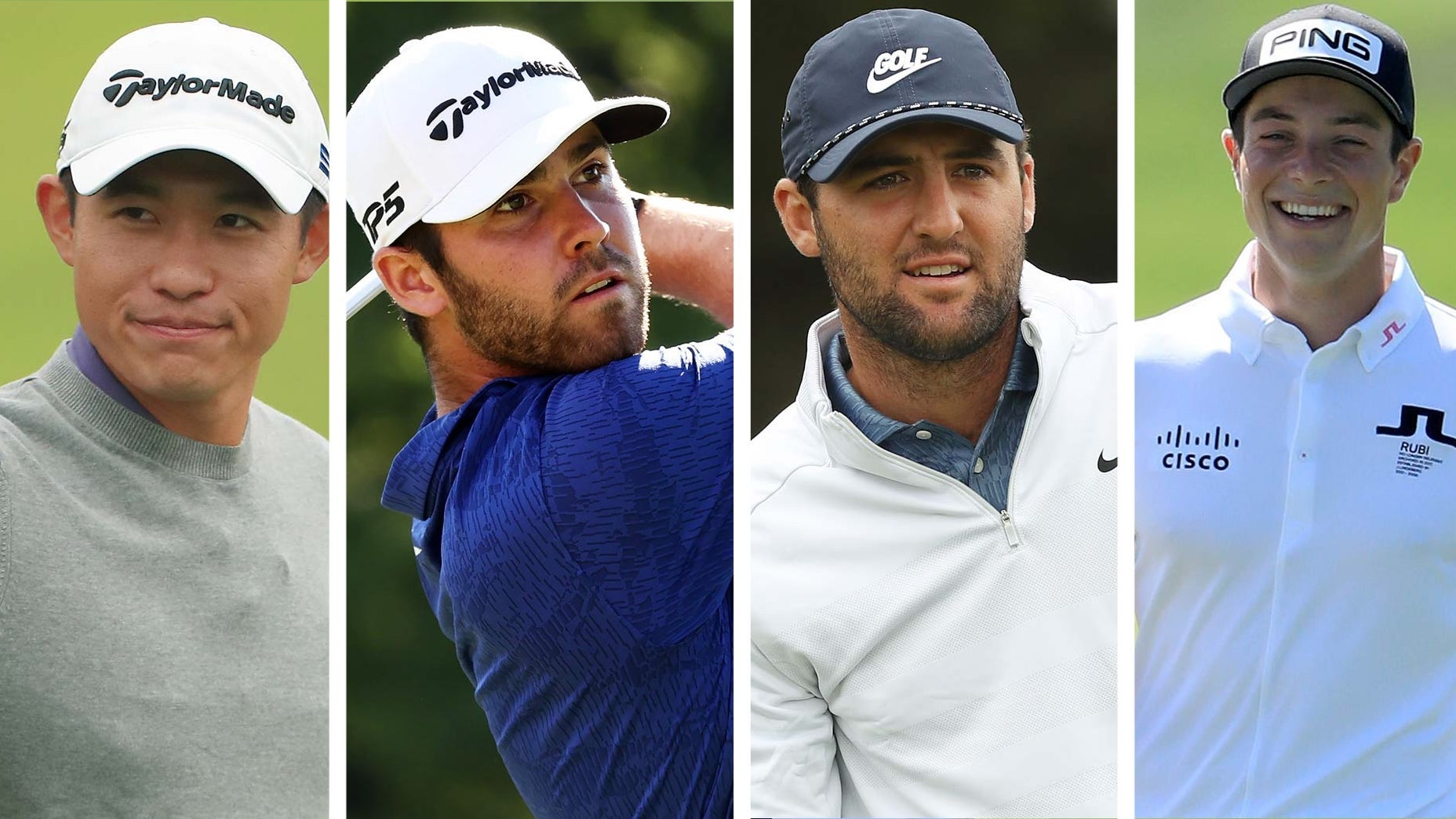 The top 10 golfers under 25