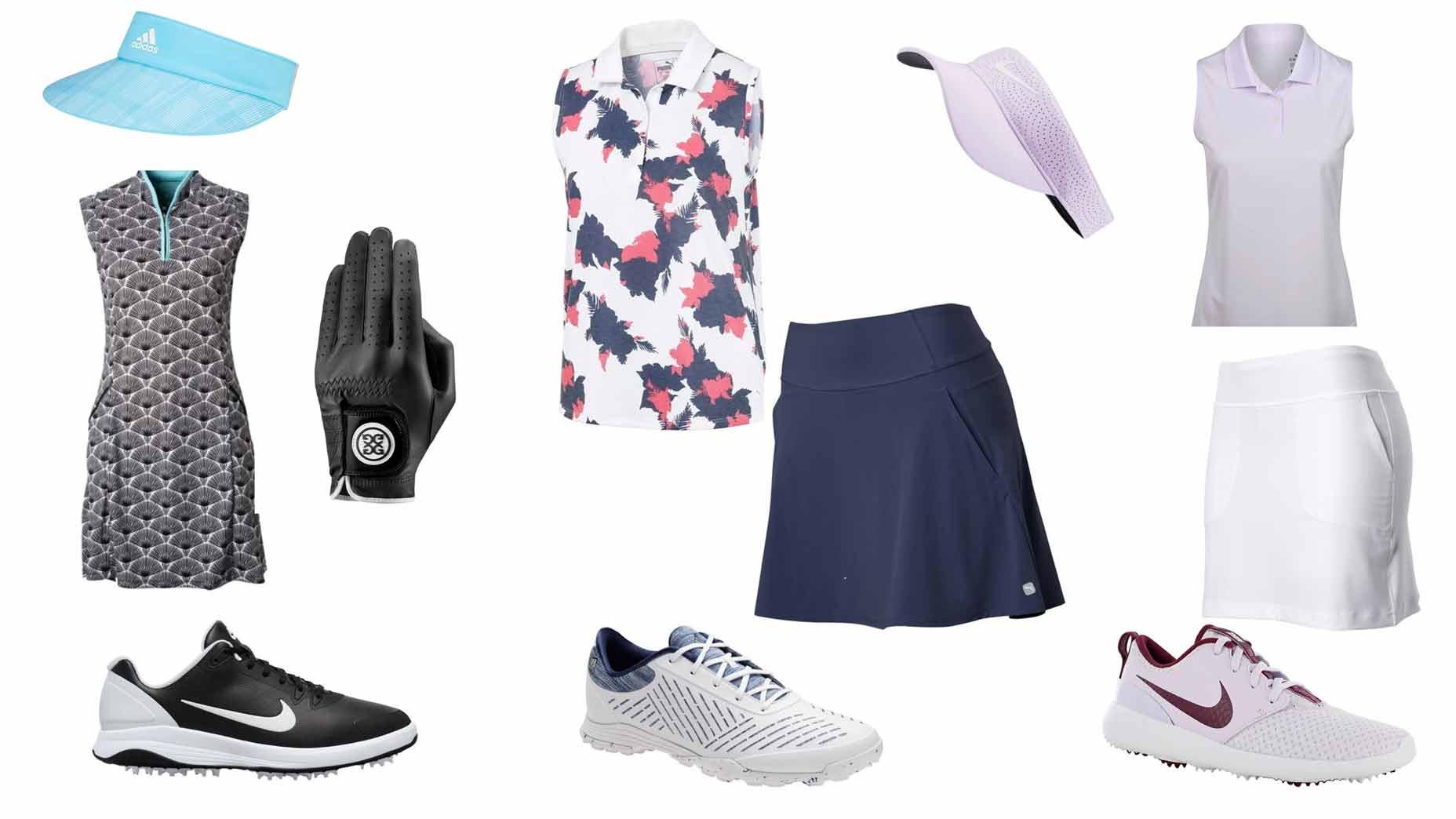 women's golf outfits