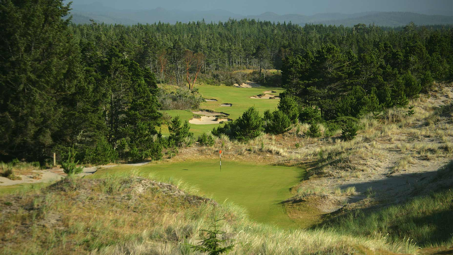 The 2nd and 3rd at Bandon Trails.